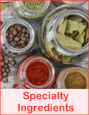 Specialty Ingredients from Red Kettle Cook