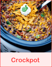 Free Crockpot Recipes from RedKettleCook.com!