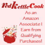 Red Kettle Cook's Amazon Affiliate Disclaimer