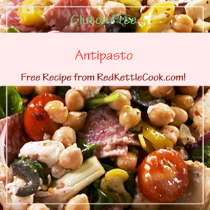 Antipasto a Free Recipe from RedKettleCook.com!